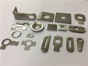 قسمت تمبر فلزی فولاد ضد زنگ NO.58-A2-70 SS304