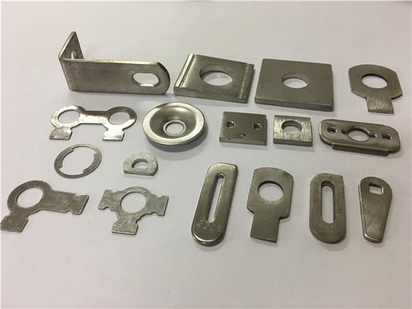 قسمت مهر زنی فلز از جنس استنلس استیل a2-70 ss304