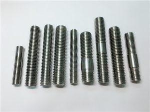 میله نخ ، پلاستیک گل میخ DIN975 DIN976 No.104-alloy718 2.4668
