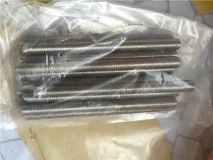 No.14-استیل ضد زنگ AISI316 A4 لنگر شیمیایی برای نصب دیوار
