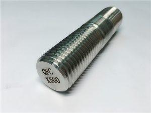 میله نخ شماره 622-Monel K500