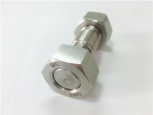 اتصال دهنده های ضد زنگ ss 316ti