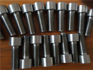 اتصال دهنده سوکت سر سوکت No.9-Incoloy 926 EN1.4529 UNS N08926