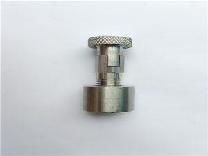 شماره 95-SS304 ، 316L ، 317L SS410 پیچ کالسکه با مهره گرد ، اتصال دهنده های غیر استاندارد