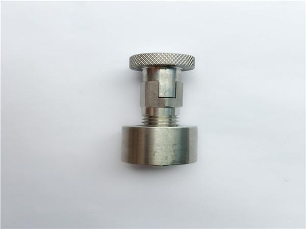 ss304، 316l، 317l، ss410 پیچ کالسکه با مهره گرد ، اتصال دهنده های غیر استاندارد