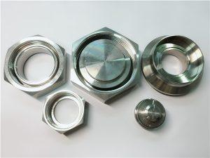 پلاگین هگزاکت سوکت لوله پلاستیکی پلاستیک لوله UNS S32750 2507 که در صنعت نفت و گاز مورد استفاده قرار می گیرد