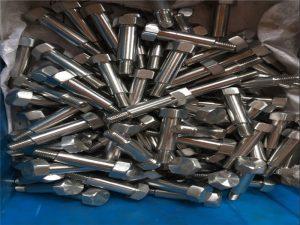 نصب شده اتصال دهنده های غیر استاندارد فولادی OEM برای فروش
