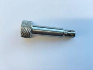 سرپوش شش گوشه سوکت سفارشی 18-8 پیچ شانه از استیل ضد زنگ
