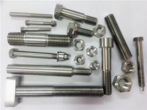 اتصال دهنده های مختلف نیکل ساخته شده از جنس های مختلف