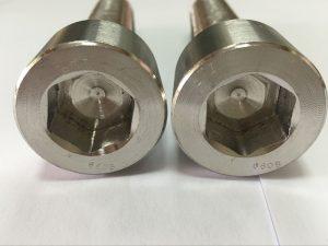 پیچ و مهره سوکت شش ضلعی تیتانیوم DIN 6912